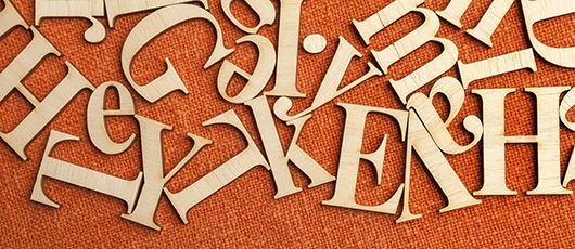 ABC: How to use typography to deliver your message