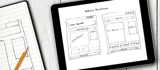 Customer-centric B2B website