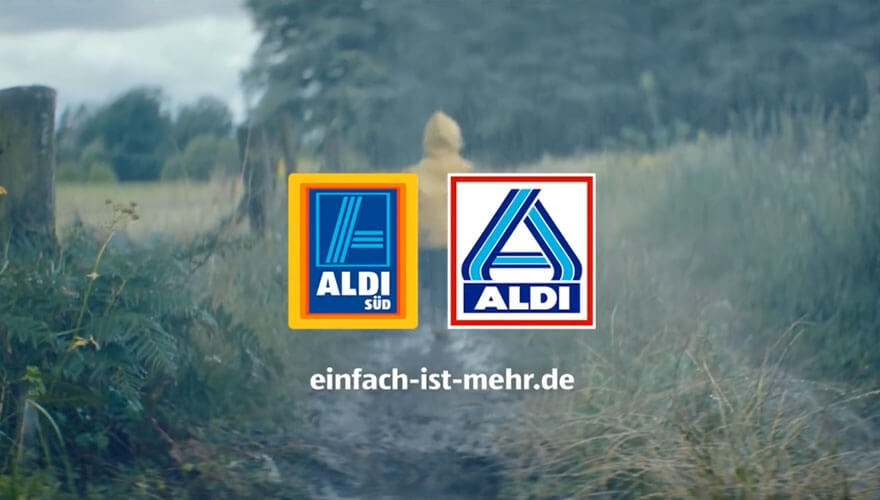 What can B2B marketers learn from Aldi's first ever German advert? Image