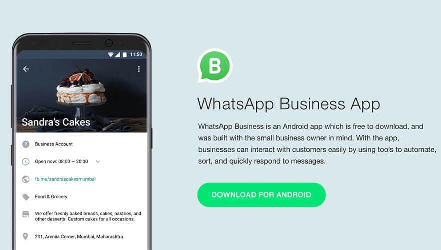 WhatsApp officially launches business app across select markets ahead of worldwide release image
