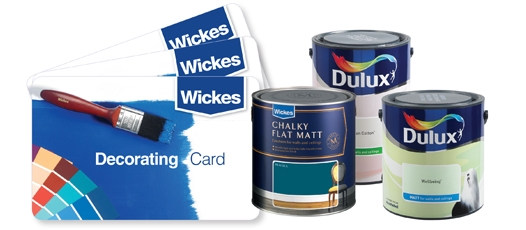 Wickes employed direct mail to target B2B customers