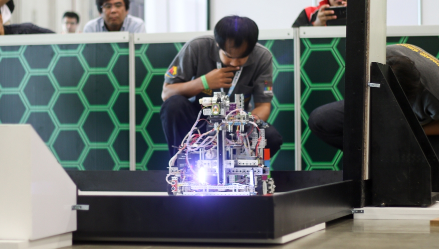 Juniper Networks to sponsor World Robot Olympiad | B2B Marketing