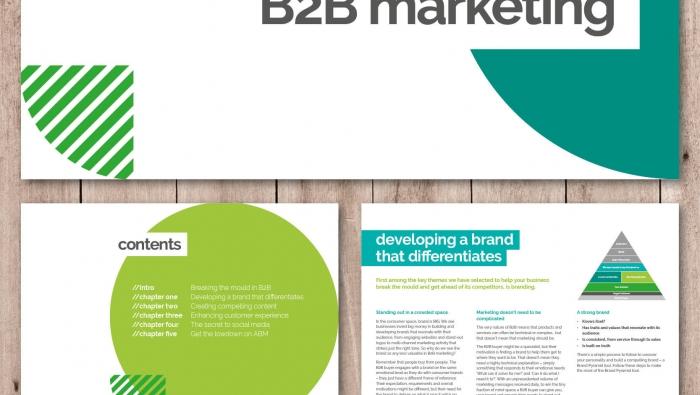 A guide to brilliant B2B marketing