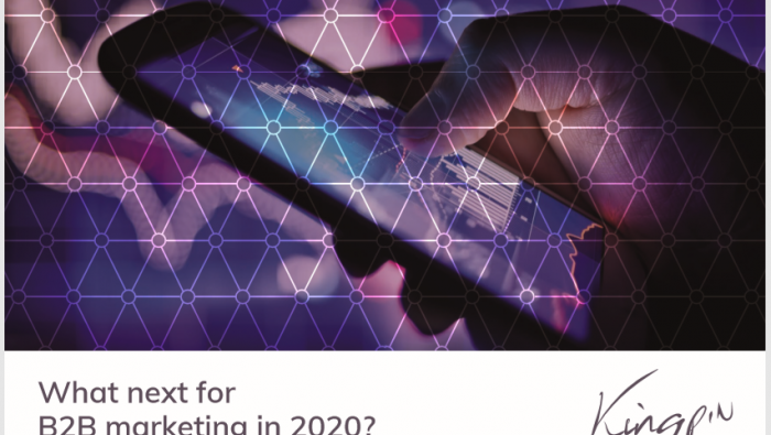 What next for B2B marketing in 2020?
