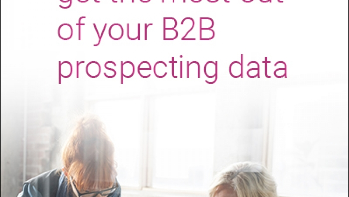 10 easy steps to get the most out of your B2B prospecting data