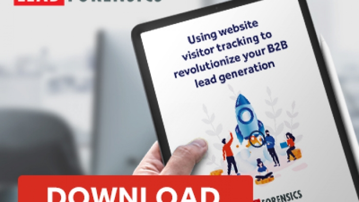 Revolotunise your B2B lead generation with website visitor tracking