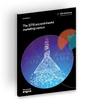 2018 account based marketing census