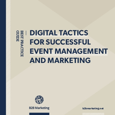 Digital tactics for successful event management and marketing