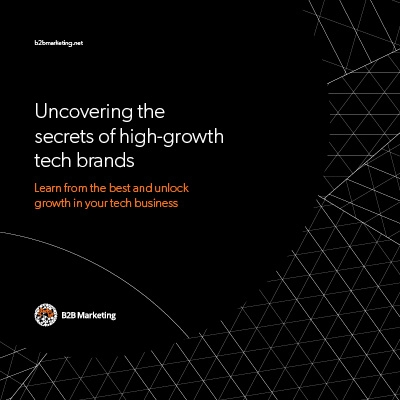 Uncovering the secrets of high-growth tech brands