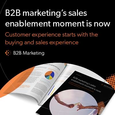 sales enablement report