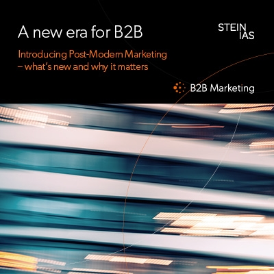 Download your free guide to post-modern marketing, which explains what it is, why it matters, and what you need to do about it