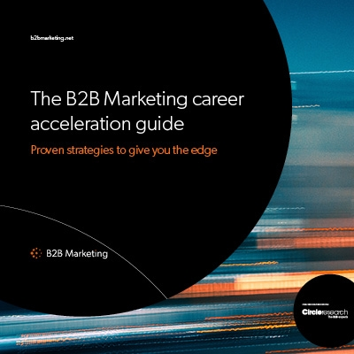 The B2B Marketing career acceleration guide image