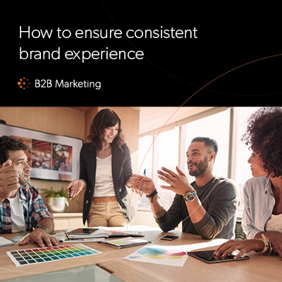 How to ensure consistent brand experience