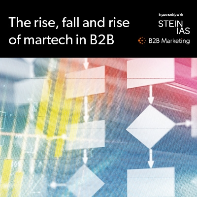 The rise, fall and rebirth of martech