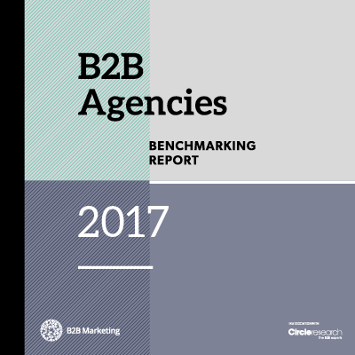 B2B Agencies Benchmarking Report 2017