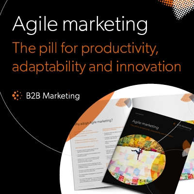 Agile marketing: The pill for productivity, adaptability and innovation image