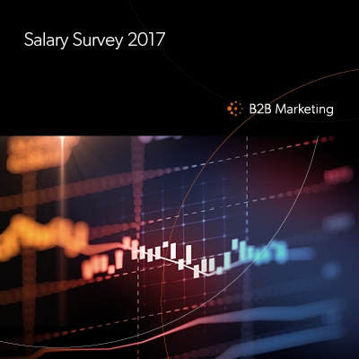 B2B Marketing Salary Survey 2017-18 image
