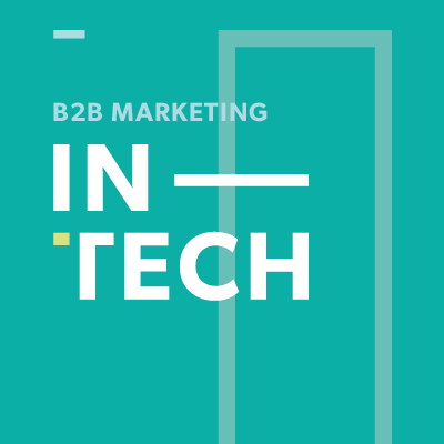 B2B Marketing InTech technology marketing event 2017
