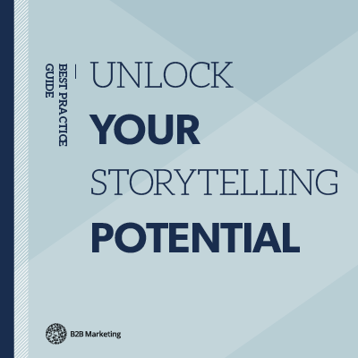 Top 5 downloads of 2016: Unlock your B2B storytelling potential