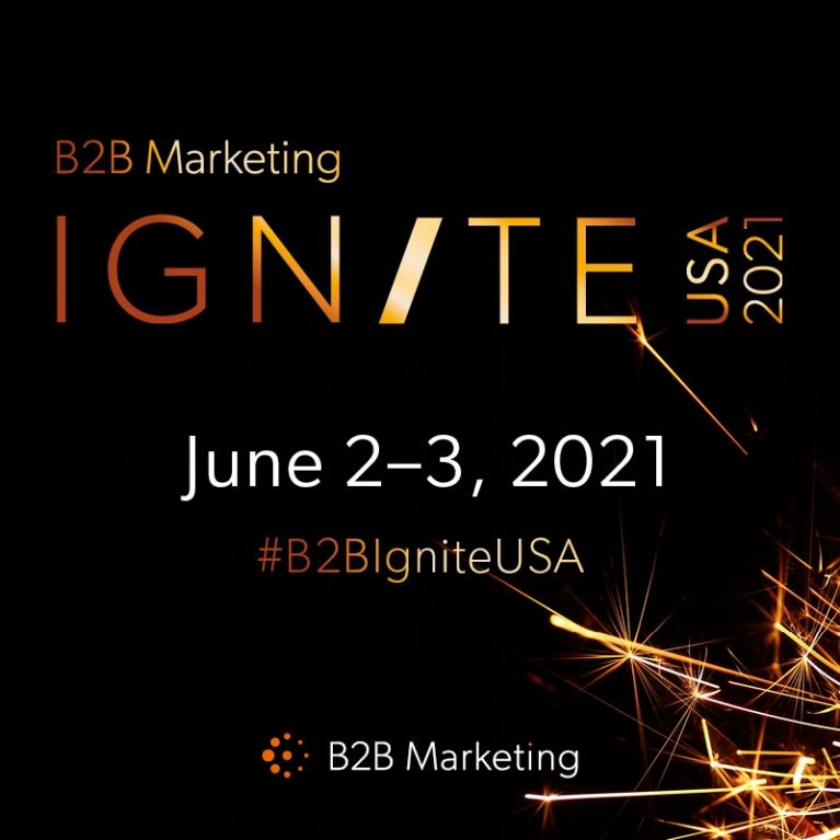 B2B Marketing Ignite USA 2021