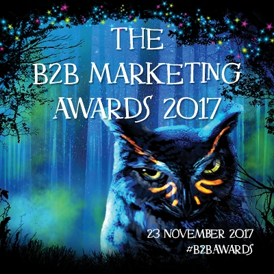 B2B Marketing Awards 2017 – winners