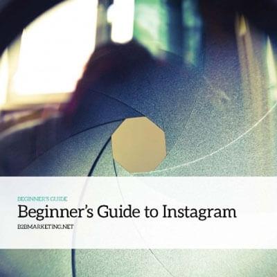 B2B Marketing Beginner's Guide to Instagram
