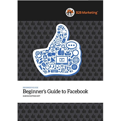 B2B Marketing Beginner's Guide to Facebook