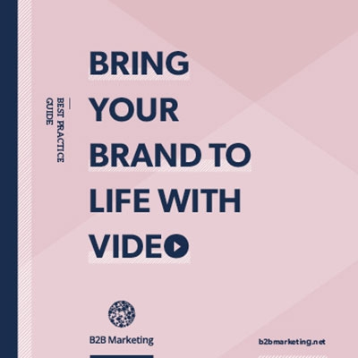 Bring your brand to life with video image