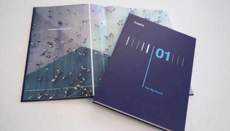 Capita brand book image
