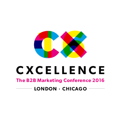 B2B Marketing CX event image