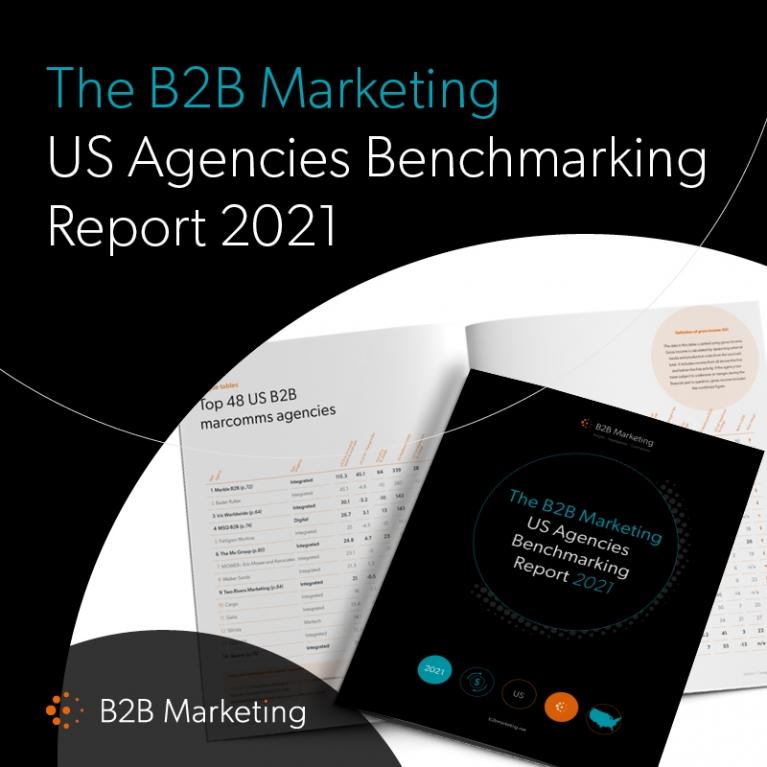 B2B Marketing US Agencies Benchmarking Report 2021