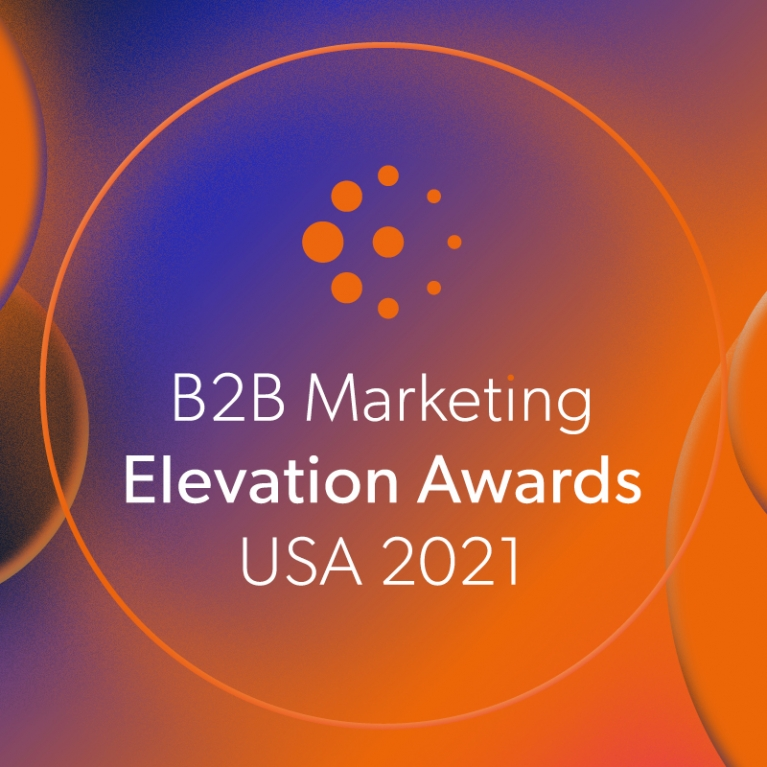 B2B Marketing Elevation Awards 2021