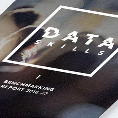 Data Skills Benchmarking Report 2016-17