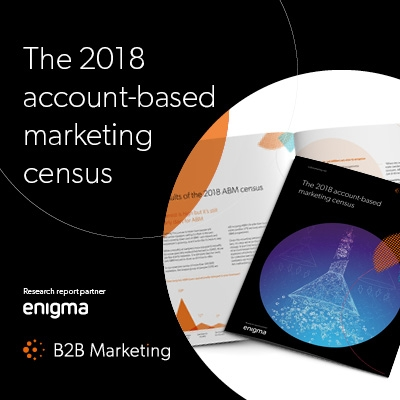 The 2018 account-based marketing census