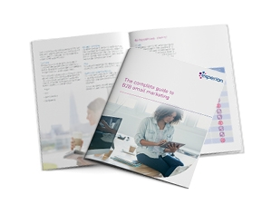 Experian email guide spread