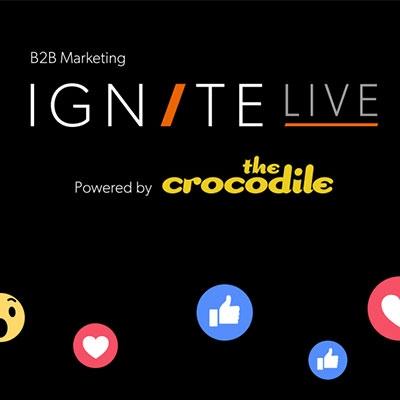 B2B Marketing Ignite 2017 Facebook Live