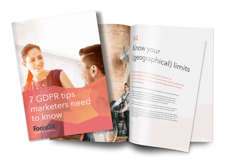 Force24 gdpr guide image