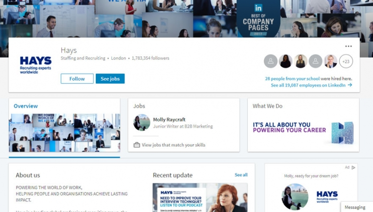 5 lessons to learn from 2017's 10 best LinkedIn company pages