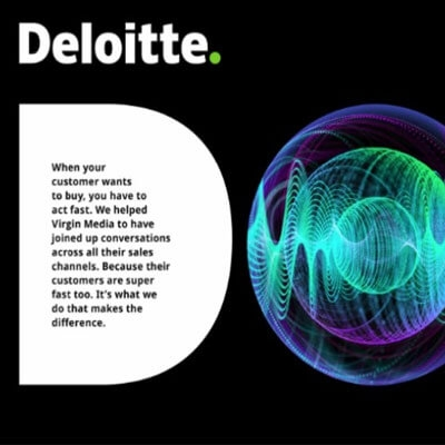 How Deloitte differentiated its brand for the c-suite
