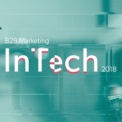 B2B Marketing InTech 2018 image