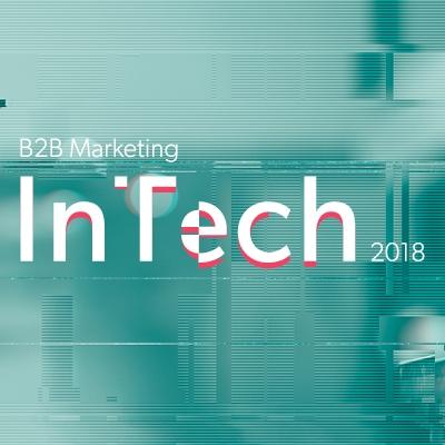 B2B Marketing InTech 2018 image