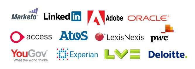 B2B Marketing Professional member logos