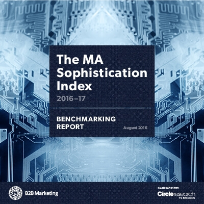 Over a third of marketers admit MA sophistication is 'basic'