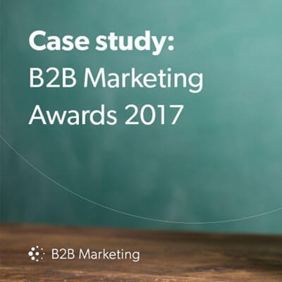 O2's ABM campaign perfects sales marketing alignment and smashes targets by 325%