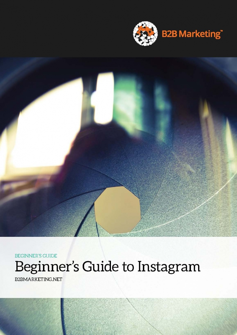 Beginner's Guide to Instagram in B2B marketing