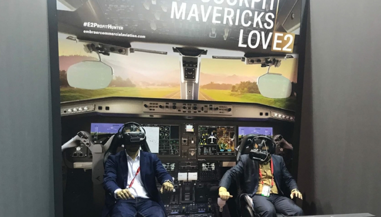 Profit Hunter VR Singapore Airshow