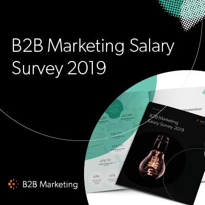 B2B Marketing UK Salary Survey 2019