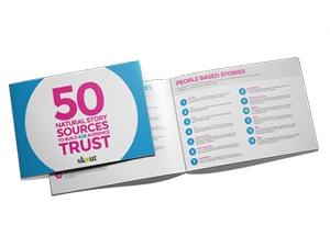 Skout PR 50 story sources
