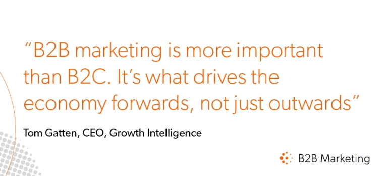 20 powerful B2B marketing quotes to fuel your content