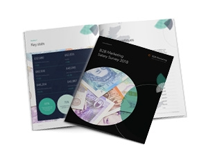 B2B Marketing Salary Survey 2018